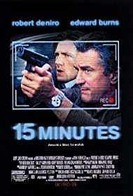 Robert De Niro and Edward Burns in 15 Minutes (2001)