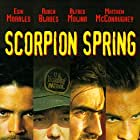 Matthew McConaughey, Alfred Molina, Rubén Blades, and Esai Morales in Scorpion Spring (1995)