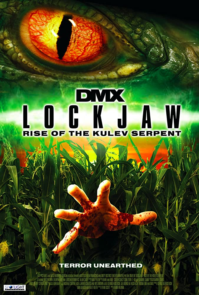 Lockjaw: Rise of the Kulev Serpent (2008) Hindi Dubbed