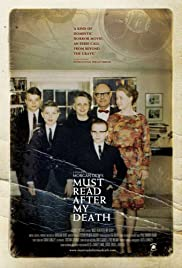 Must Read After My Death (2007) Poster - Movie Forum, Cast, Reviews