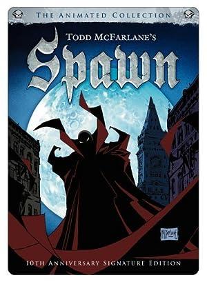 Where to stream Spawn