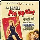 Betty Grable, Joe E. Brown, Martha Raye, Charlie Spivak, and John Harvey in Pin Up Girl (1944)