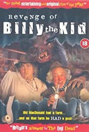 Revenge of Billy the Kid Poster