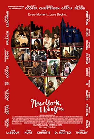 Where to stream New York, I Love You