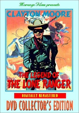 Clayton Moore in The Legend of the Lone Ranger (1952)