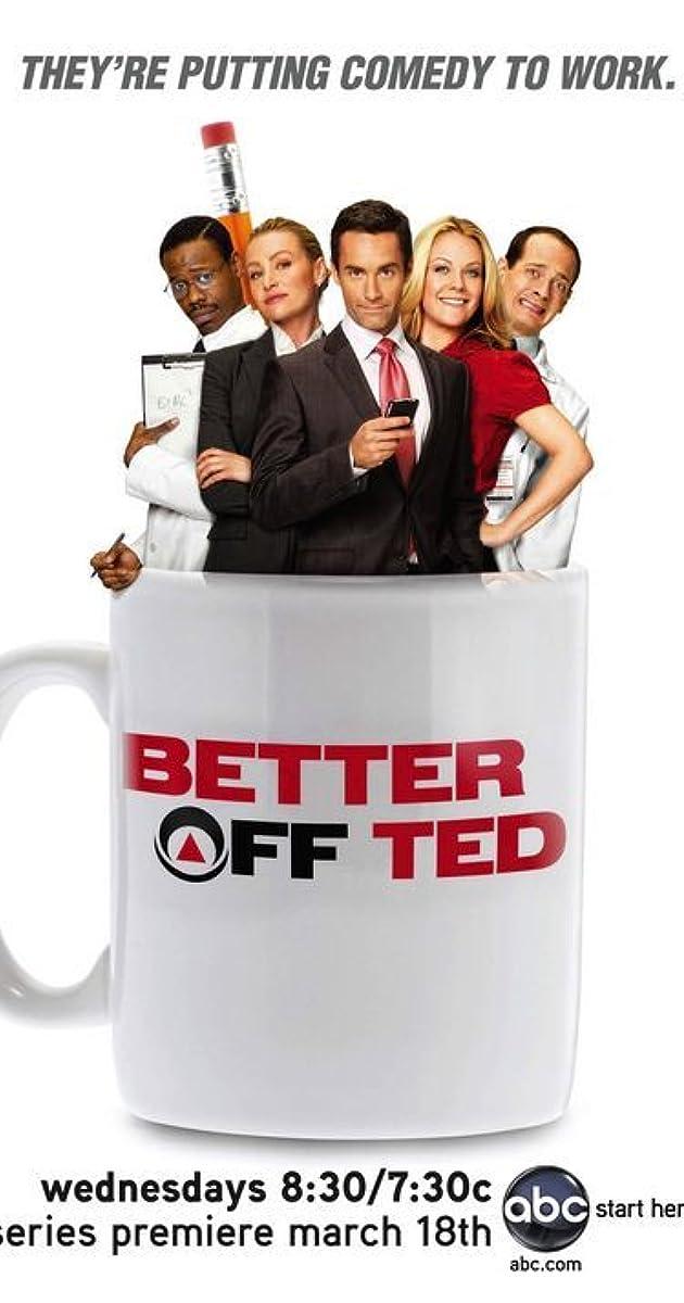 Better Off Ted 1x07 HDTV DVB Spanish - Divxatope com