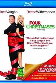 Four Christmases: Gag Reel Poster