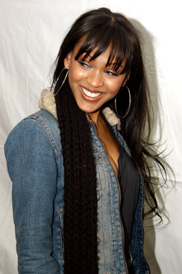 Meagan Good at an event for D.E.B.S. (2004)