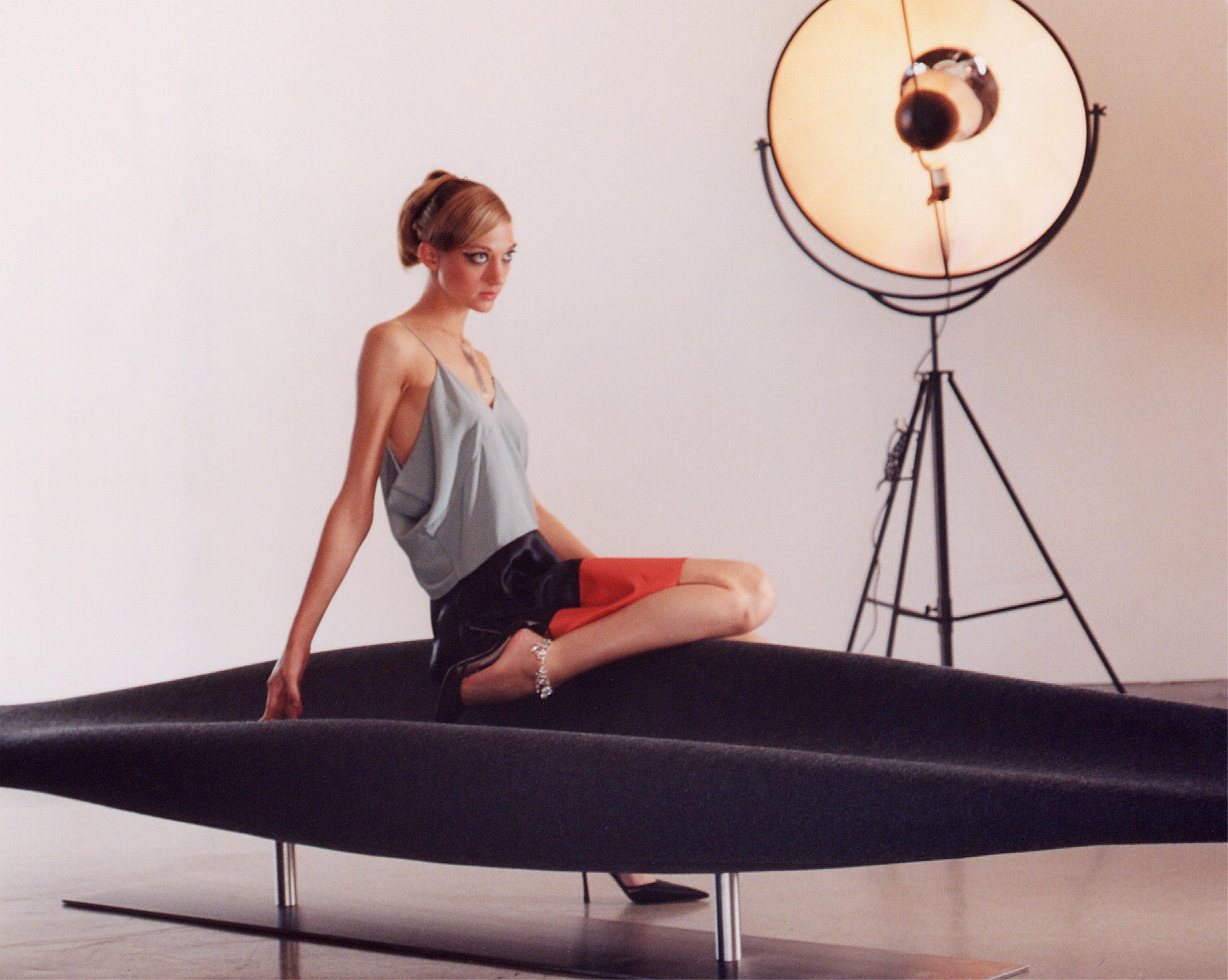 Mageina Tovah for Flaunt Magazine