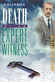 Death of an Expert Witness Poster - TV Show Forum, Cast, Reviews