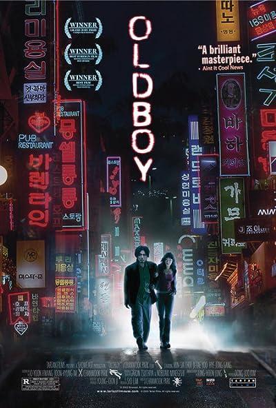 Oldboy (2003) BluRay 480p, 720p & 1080p