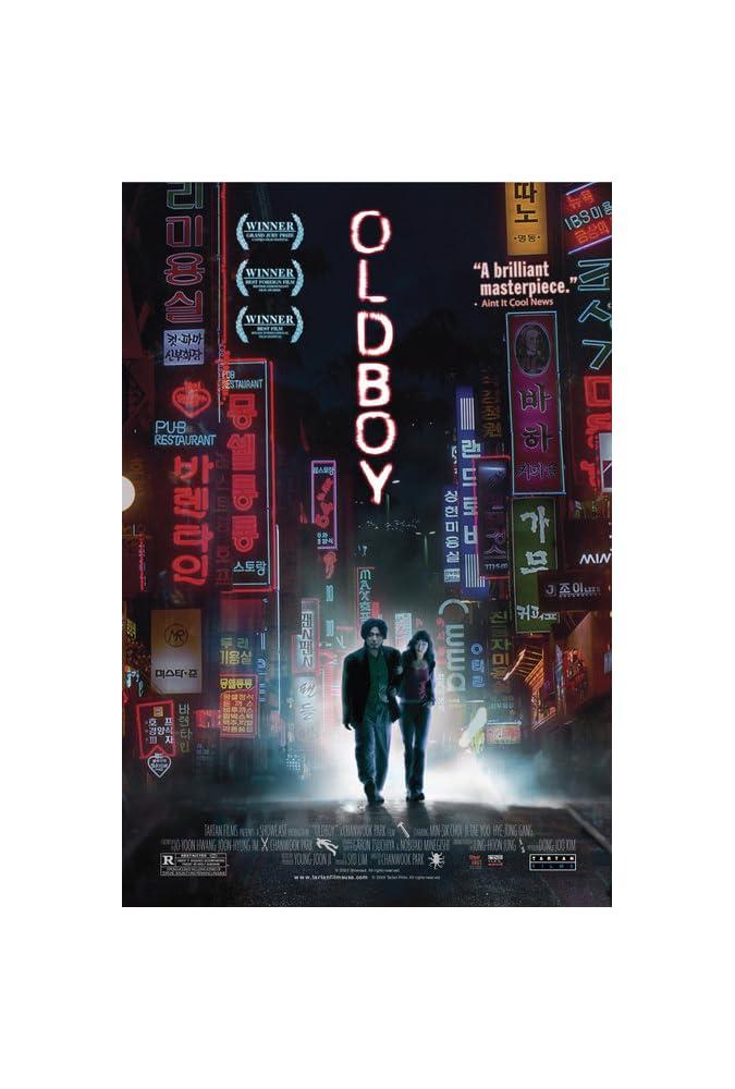 Oldboy(2003)