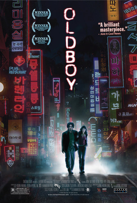 Oldboy (2003) BluRay 480p, 720p & 1080p