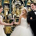 Anne Hathaway, Kate Hudson, and Steve Howey in Bride Wars (2009)