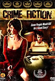 Crime Fiction Poster