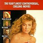 Robert Duvall, Faye Dunaway, Elizabeth McGovern, Aidan Quinn, Natasha Richardson, and Victoria Tennant in The Handmaid's Tale (1990)