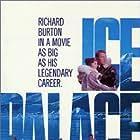 Richard Burton, Jim Backus, Ray Danton, Martha Hyer, Carolyn Jones, and Robert Ryan in Ice Palace (1960)