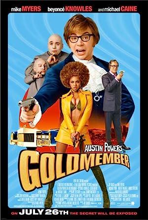 Austin Powers 3 in Goldmember (2002) ออสติน เพาเวอร์ ตามล่อพ่อสายลับ