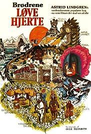 Bröderna Lejonhjärta Poster