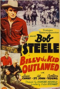 Primary photo for Billy the Kid Outlawed