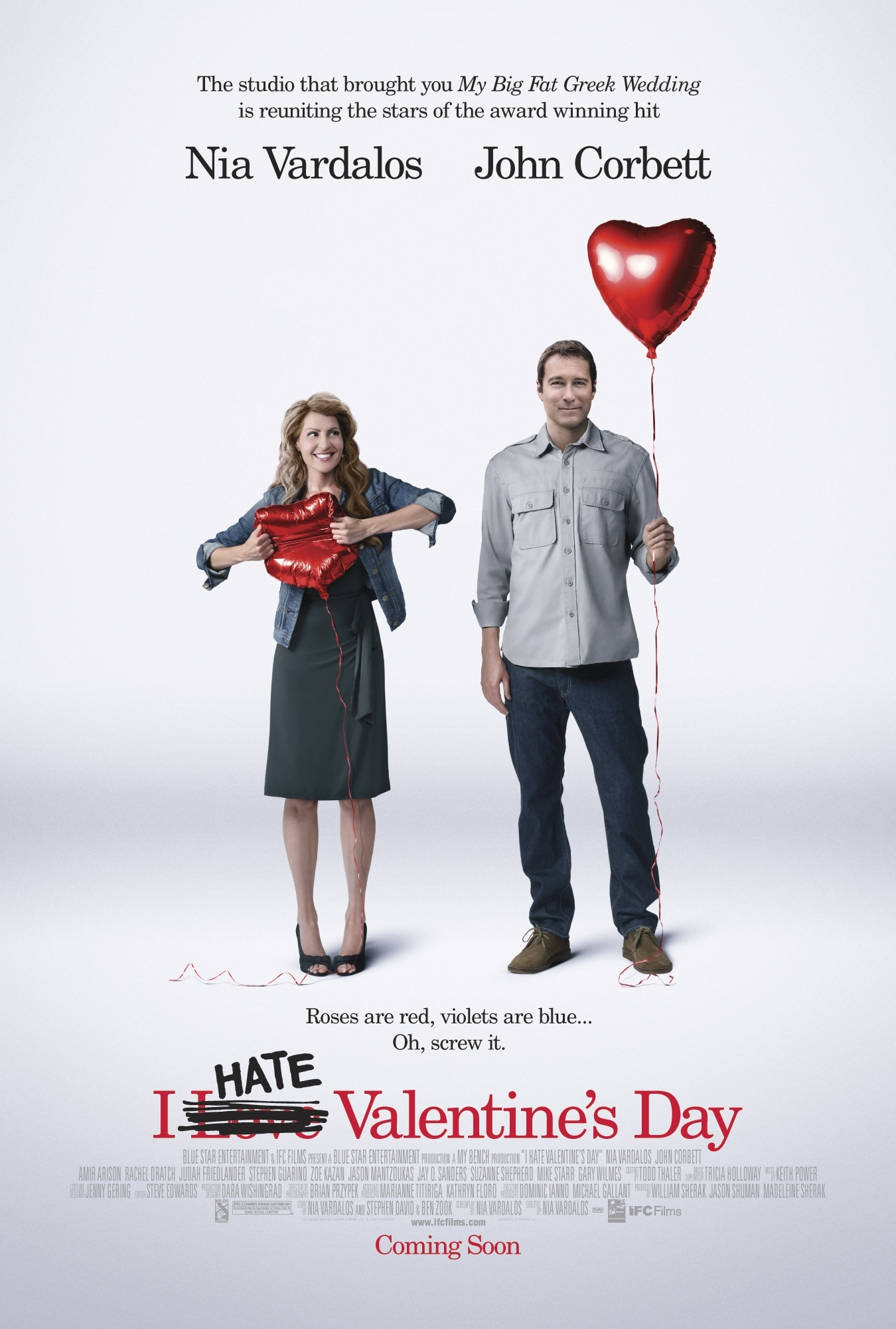 I Hate Valentine S Day 2009 Imdb