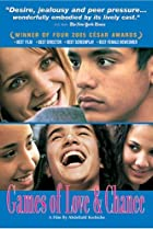 Games of Love and Chance (2003) Poster