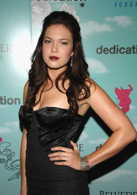 Mandy Moore at an event for Dedication (2007)
