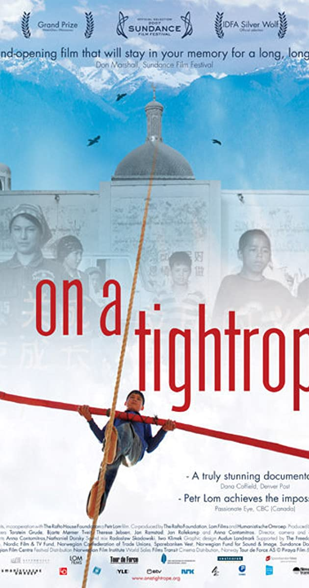 On A Tightrope 2007