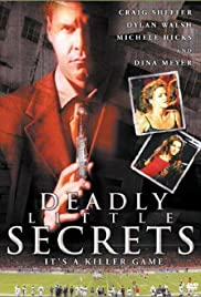 Deadly Little Secrets Poster