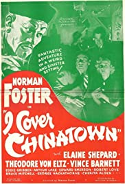 I Cover Chinatown Poster