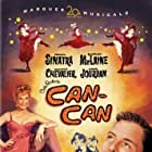 Frank Sinatra and Juliet Prowse in Can-Can (1960)