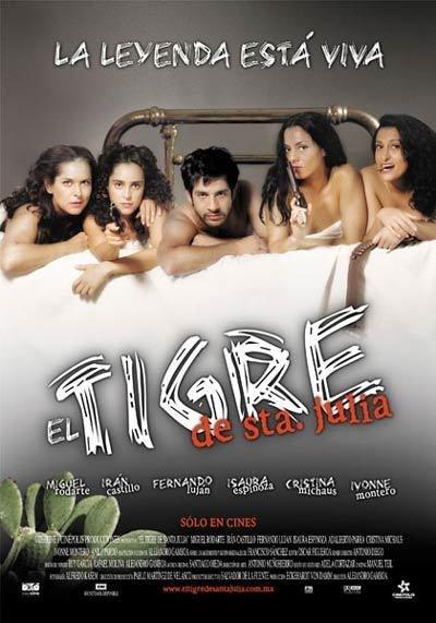 Irán Castillo, Isaura Espinoza, Cristina Michaus, Ivonne Montero, and Miguel Rodarte in El tigre de Santa Julia (2002)