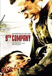 9th Company (2005) Poster - Movie Forum, Cast, Reviews
