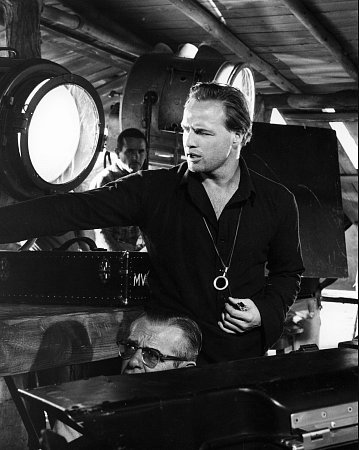 """One Eyed Jacks"" Marlon Brando directing 1961 Paramount **I.V."