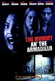 Mummy an' the Armadillo Poster