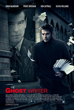 The Ghost Writer Poster Image