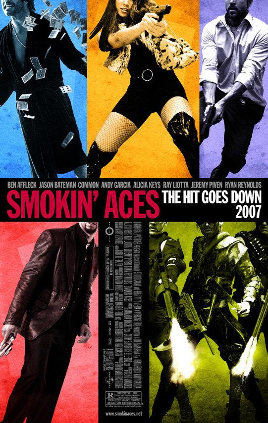 Smokin' Aces (2006) Hindi Dubbed
