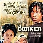 Khandi Alexander and T.K. Carter in The Corner (2000)