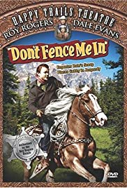 Don't Fence Me In(1945) Poster - Movie Forum, Cast, Reviews