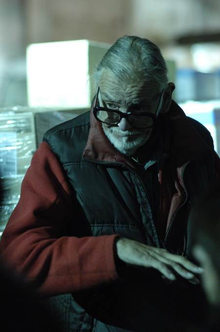 George A. Romero in Diary of the Dead (2007)