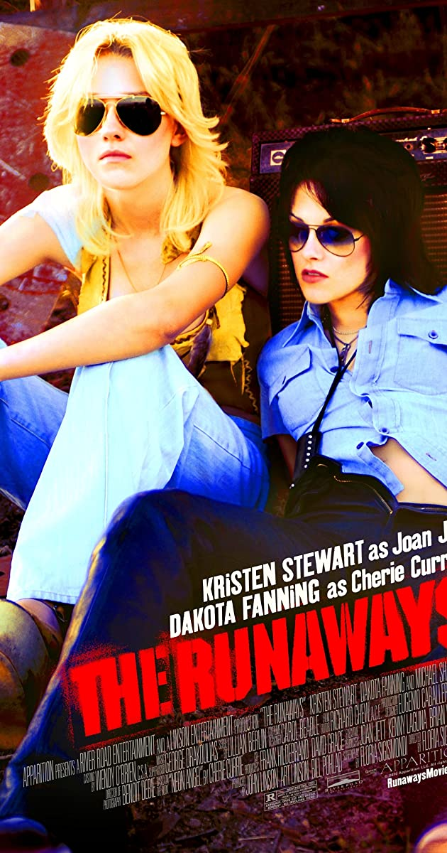 Subtitle of The Runaways