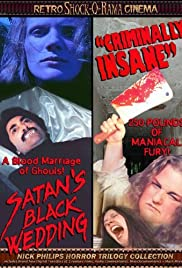 Satan's Black Wedding (1976) Poster - Movie Forum, Cast, Reviews