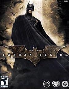 Batman Begins (2005 Video Game)