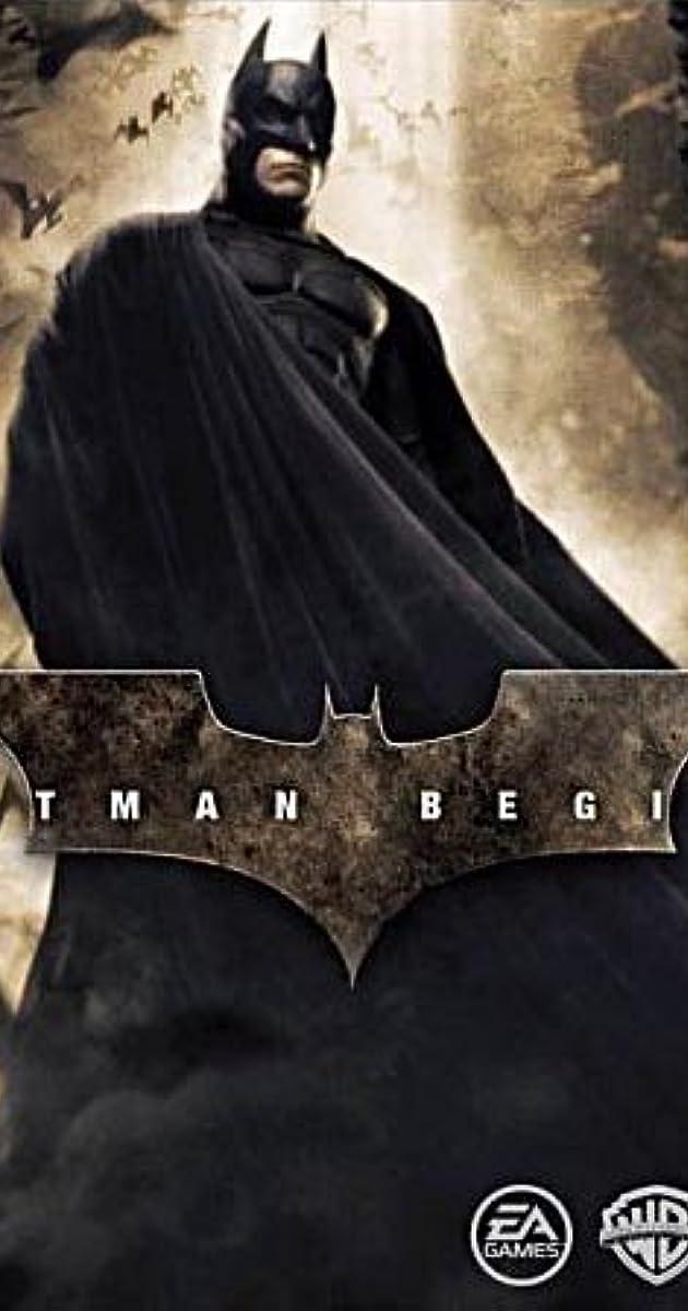Batman Begins (Video Game 2005) - IMDb