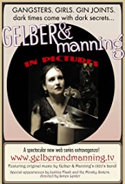 Gelber and Manning in Pictures Poster