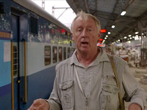Chris Tarrant in Chris Tarrant: Extreme Railways (2012)