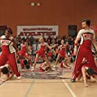 Chris Colfer and Amber Riley in Glee (2009)