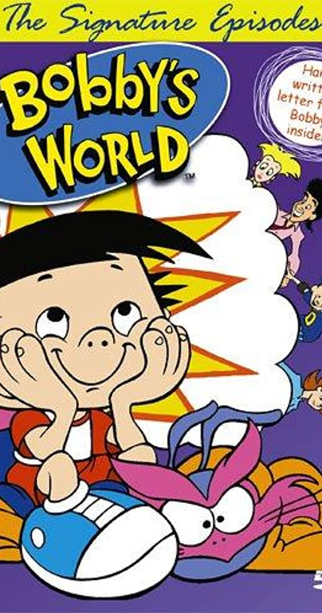 Bobby's World (TV Series 1990–1998) - IMDb