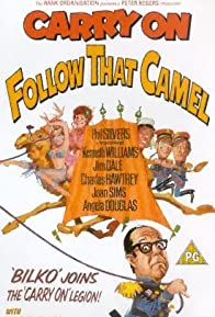 Primary photo for Carry On... Follow That Camel