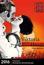 Seefestspiele Mörbisch: Viktoria und ihr Husar Poster
